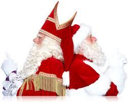 sinterklaas en kerstman